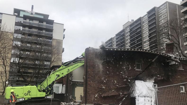 """Abrissplan des dänischen """"Ghettos"""" Vollsmose nimmt Formen an"""