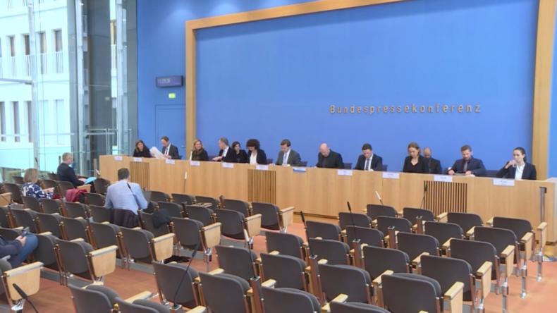 """Berlin in """"intensivem Kontakt"""" mit Russland und China wegen JCPOA-Vertrag mit dem Iran"""