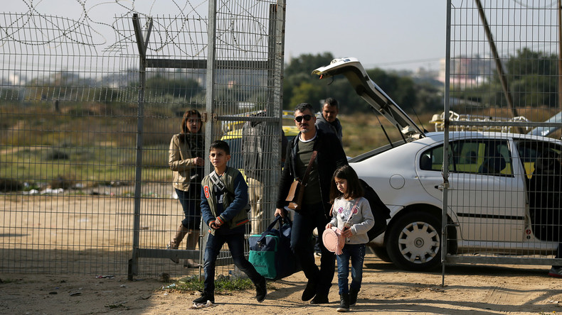 Israel öffnet Grenzübergänge zum Gazastreifen