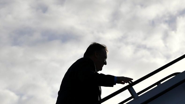 Brüssel statt Moskau: US-Außenminister ändert erneut seine Reisepläne wegen Konflikt mit Iran