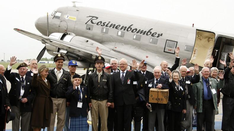 """Zur 70-Jahr-Feier der """"Berliner Luftbrücke"""": Eine etwas andere Sicht auf die Ereignisse"""