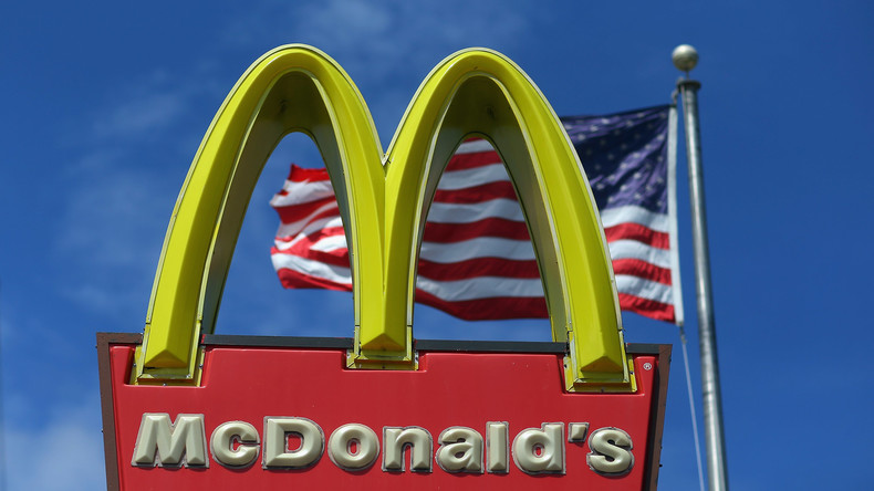 Double-McDiplo US-Touristen können sich künftig in McDonald's-Filialen Hilfe holen