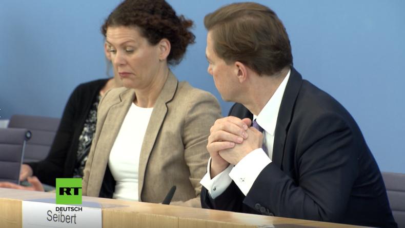 Bundespressekonferenz: Keine Spur von angeblicher russischer Manipulation bei EU-Wahl