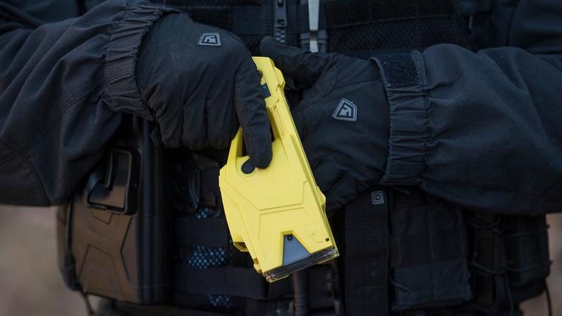 Ermittlungen gegen Polizisten in Hessen: Diabetiker stirbt nach Taser-Einsatz