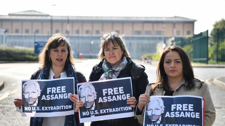 UN verurteilen offiziell Haftbedingungen von Julian Assange - Deutsche Medien schweigen dazu