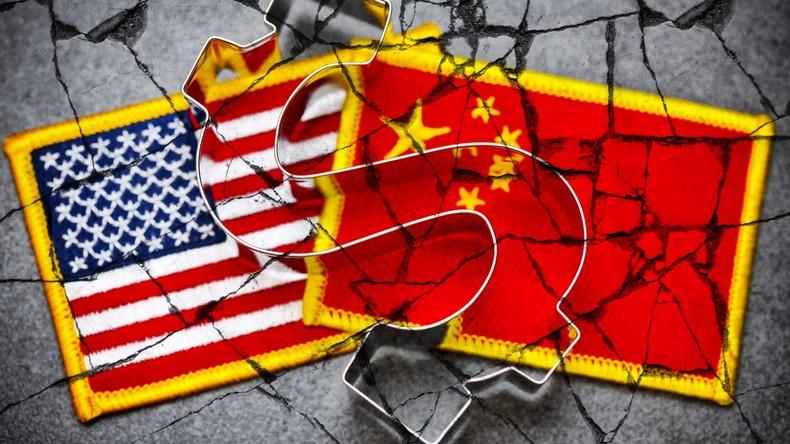 Handelskrieg: China erhöht Zölle auf US-Waren – Dow Jones gibt um über zwei Prozent nach