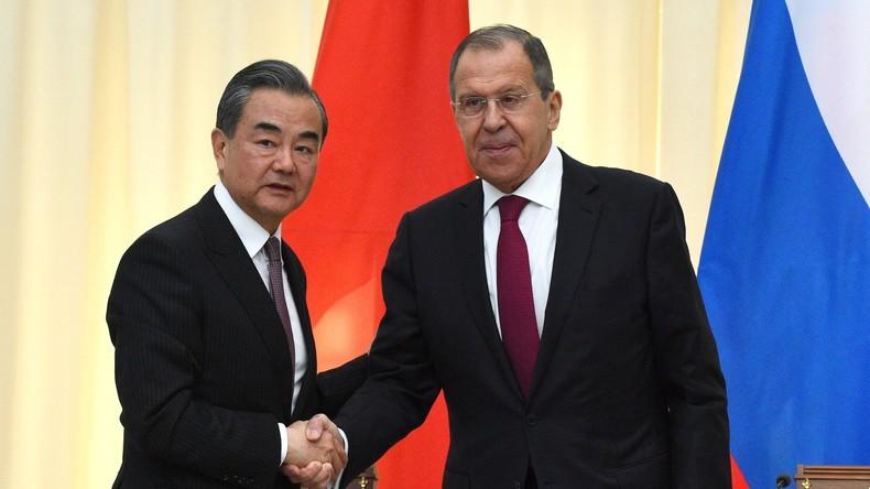 Lawrow: Russland und China bereit, Nordkorea nach Denuklearisierung Sicherheitsgarantien zu geben