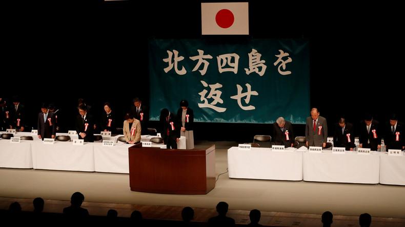 Japan: Politiker droht Russland mit Krieg und muss zurücktreten