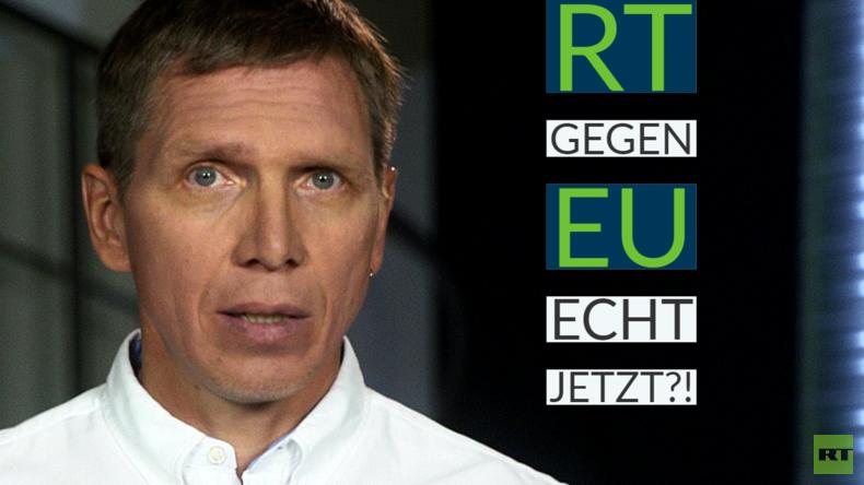 RT gegen EU: Echt jetzt?