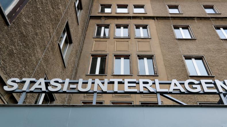 Verlängerung der Stasi-Überprüfungen im öffentlichen Dienst bis 2030