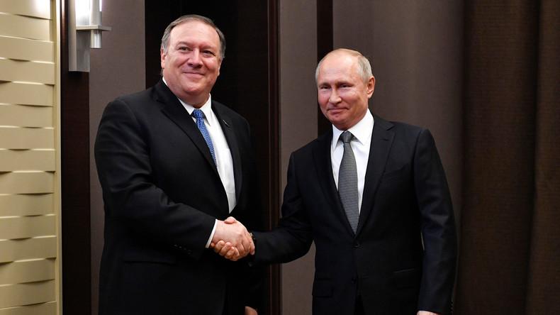 Gespräche zwischen USA und Russland in Sotschi: Immerhin ein Teilerfolg