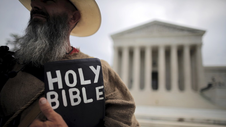 99 Jahre Haft für Ärzte: US-Staat Alabamastimmt für fast vollständiges Abtreibungsverbot