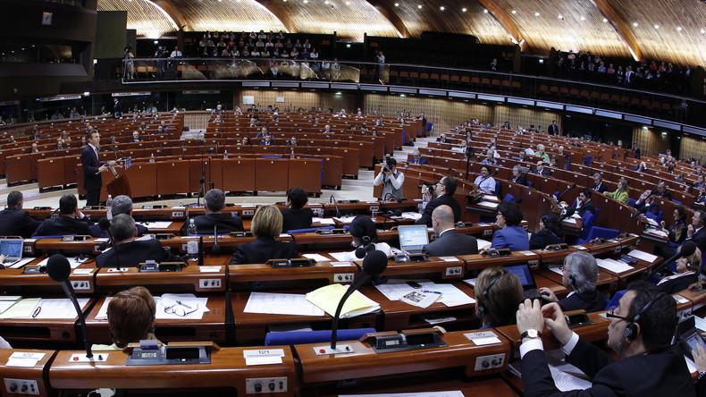 Frankreich fordert Europarat auf, Erhaltung von Russlands Mitgliedschaft zu unterstützen