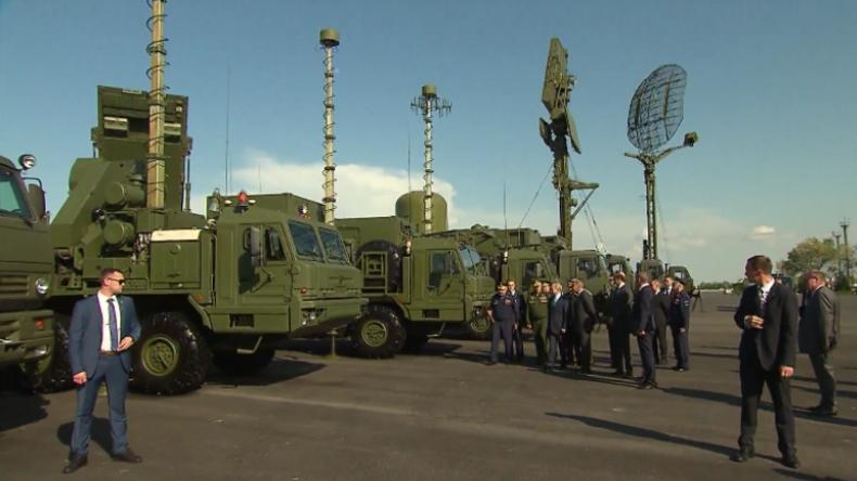 """Russland: Putin begutachtet """"Kinzhal""""-Hyperschall-Raketensystem vor Treffen mit Pompeo in Sotschi"""