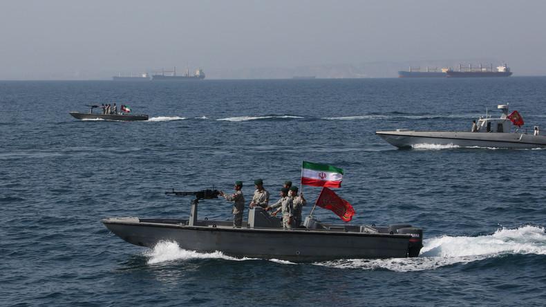 Schatten des Krieges über dem Persischen Golf