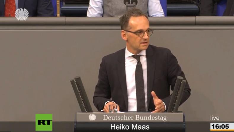 LIVE: 100. Sitzung des Deutschen Bundestages – Fragestunde und Iran-Atomabkommen