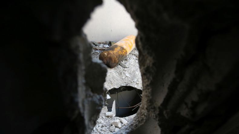 """Giftgaseinsatz in Duma: Geleakter """"interner"""" OPCW-Bericht spricht für Inszenierung"""