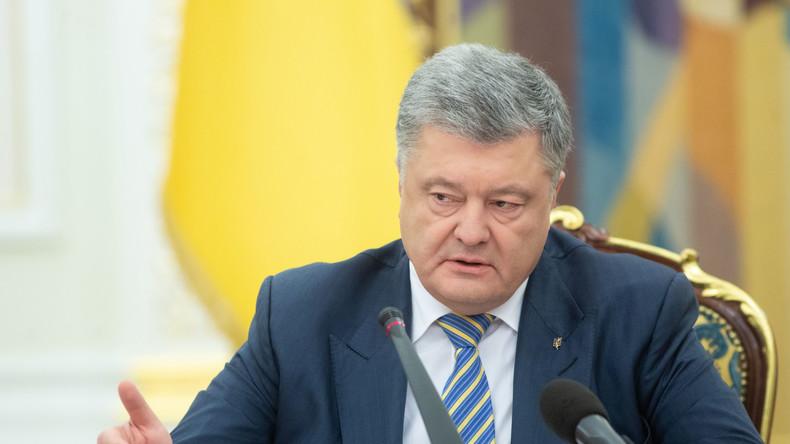 Gesetz unterzeichnet: Poroschenko macht Ukrainisch zur einzigen Staatssprache