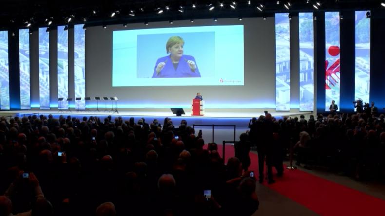 Merkel: Brexit ein Verlust für die Europäische Union