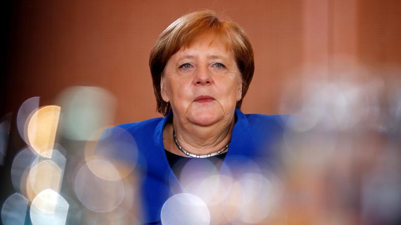 """Merkel auf dem Sprung nach Brüssel? """"Verantwortung, mich um das Schicksal Europas zu kümmern"""""""