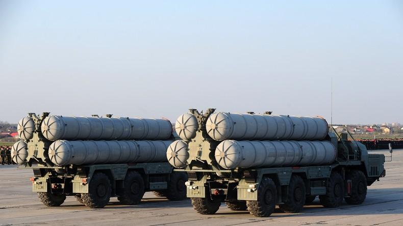 Der Nächste bitte: Irak will russische S-400-Raketensysteme erwerben