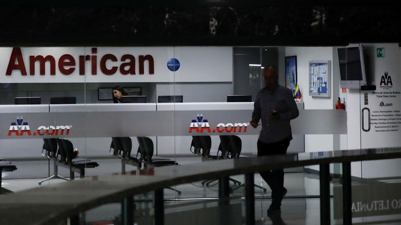 USA stellen gesamten Flugverkehr mit Venezuela ein