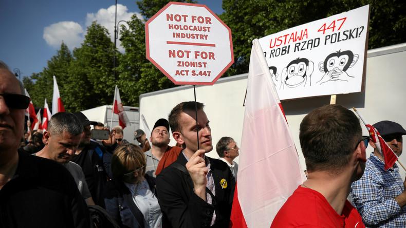 Polen muss sich entscheiden: Fort Trump nur bei Wiedergutmachung für jüdische Holocaust-Überlebende