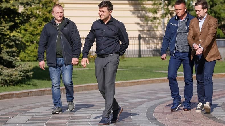 Streit zwischen Selenskij und Parlament beendet: Amtseinführung des neuen Präsidenten am 20. Mai