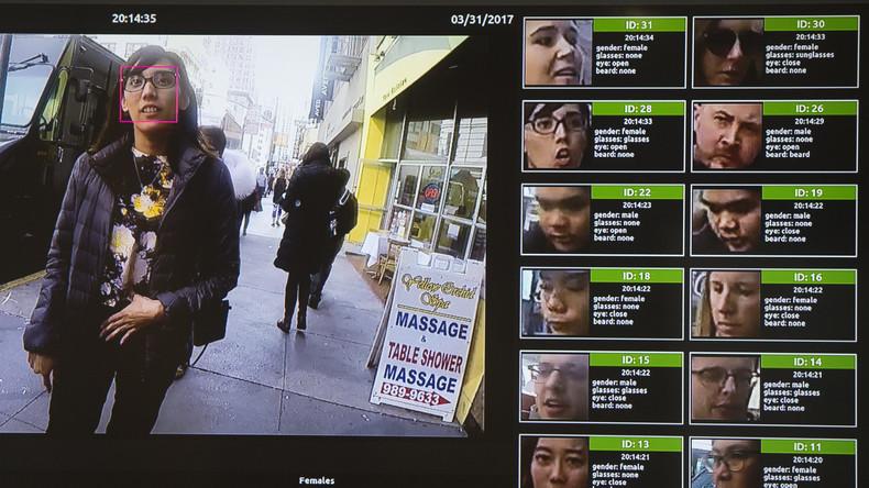 London: Mann versteckt Gesicht vor Überwachungskamera und wird bestraft