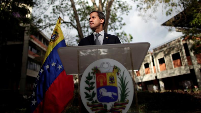 Juan Guaidó: Ein selbsternannter Präsident ohne Botschafter (Video)