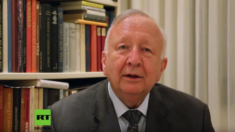 Willy Wimmer: Bundesregierung kriecht unter den Teppich, wenn es um die Beziehungen zu den USA geht