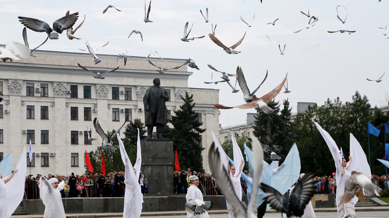 Umfrage: Knapp die Hälfte der Ukrainer unterstützt Autonomie für Donbass