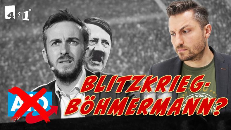 Die neue Nationalhymne | Böhmermann giftet gegen Ösis | 451Grad