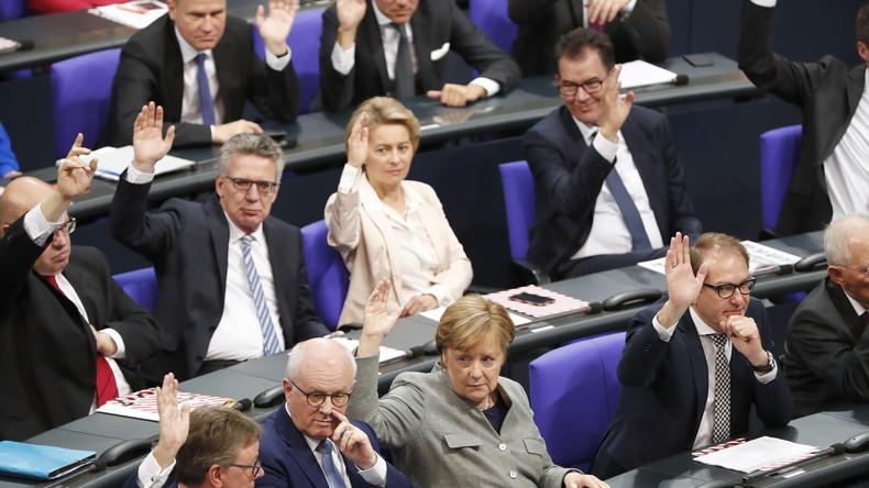 Bundestag beschließt Gesetzesänderung zum Behinderten-Wahlrecht für EU- und Bundestagswahlen