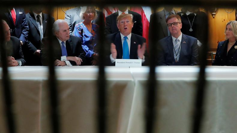 Trumps neue Zuwanderungspläne: Mehr Grenzschutz und Wissenstest für gut ausgebildete Einwanderer