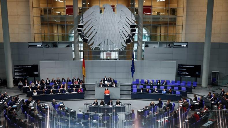 LIVE: 102. Sitzung des Deutschen Bundestages