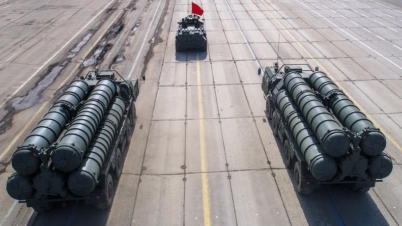 Türkischer Außenminister: Ankara akzeptiert Lieferung der russischen S-400-Systeme