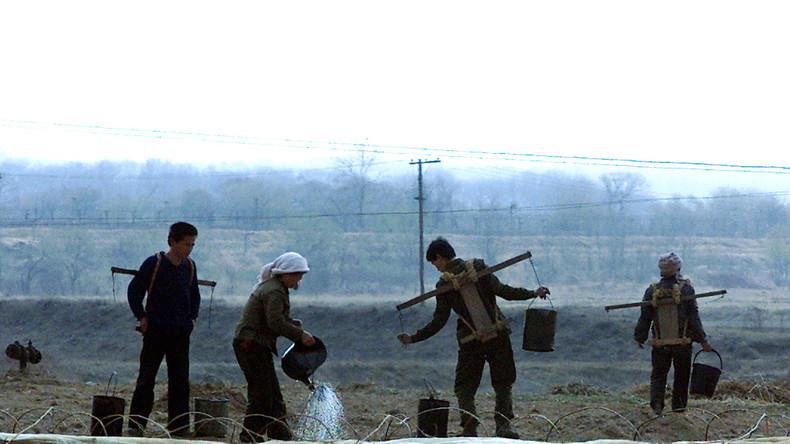 Nordkorea: Schwerste Dürre seit 100 Jahren und drohende Hungersnot
