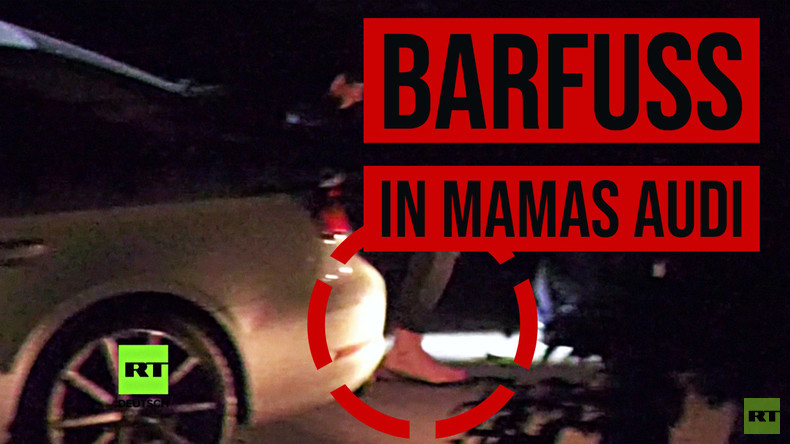 Barfuß in Mamas Audi: 14-Jähriger liefert sich Verfolgungsjagd mit Polizei in Berlin