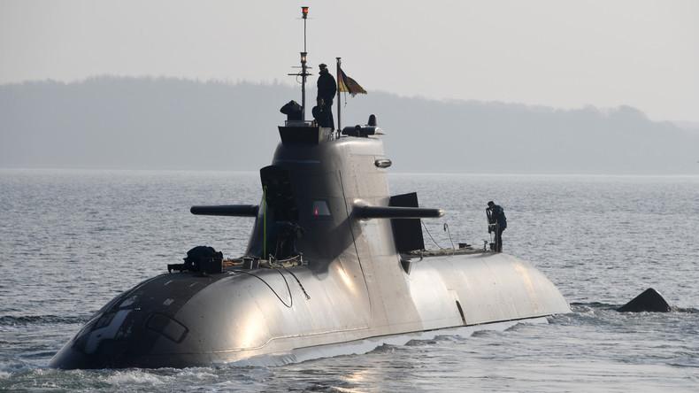 Da waren's nur noch zwei: Deutsches U-Boot läuft in Norwegen auf Grund und muss in die Werft