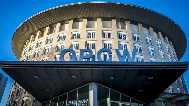 Giftgas in Duma: OPCW bestätigt Echtheit des geleakten Berichts, der für Inszenierung spricht