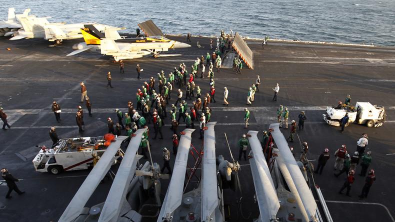 """Transatlantischer Präzedenzfall: Reaktionen auf britischen Widerspruch gegen """"iranische Bedrohung"""""""