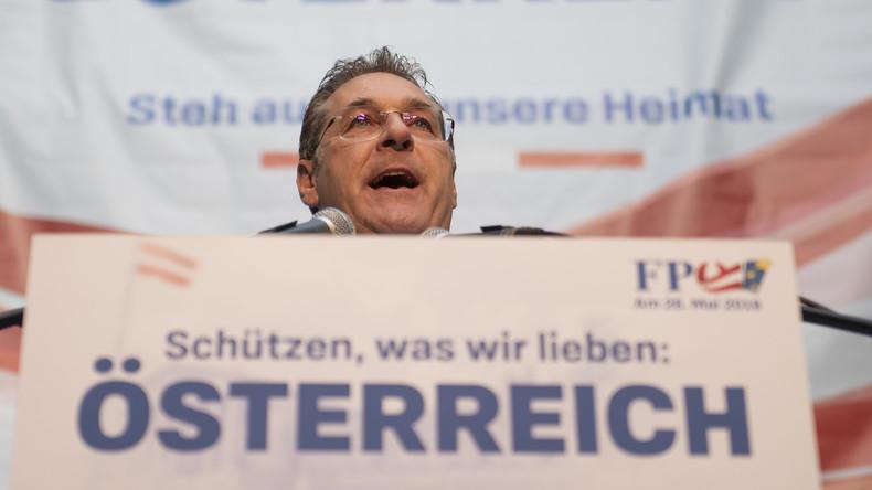 Heimliches Video stürzt Österreich in schwere Regierungskrise