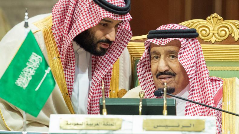 Saudischer König ruft zu Krisengesprächen Ende Mai auf