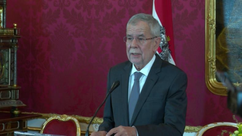 """Österreich: """"Beunruhigend, beschämend, ungerecht"""" – Präsident beschwört Neustart"""