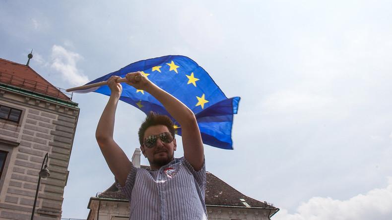 """""""Ein Europa für Alle"""" – Demonstration gegen Nationalismus in Wien"""