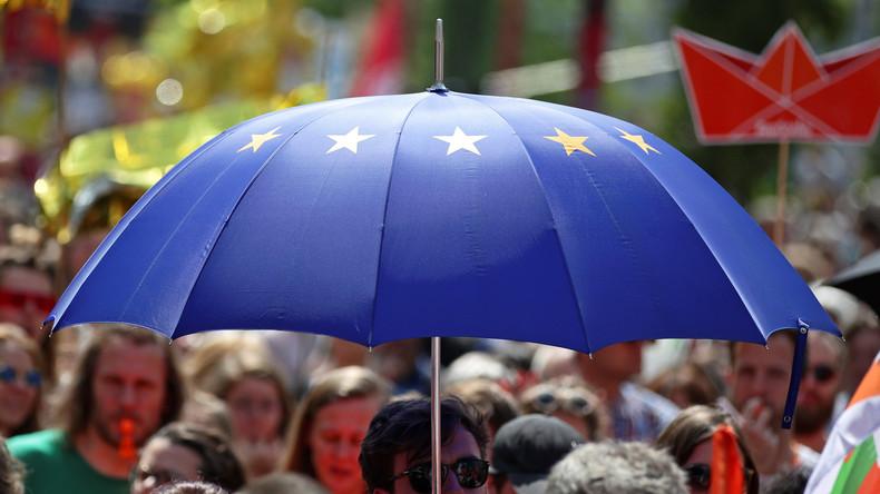 Studie: Bürger haben weniger Vertrauen in Europapolitiker als in Kommunalpolitiker