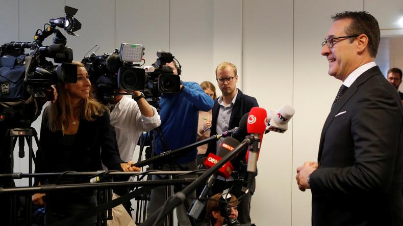 LIVE: Nach Strache-Rücktritt – FPÖ gibt Pressekonferenz