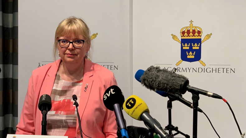 Schwedische Staatsanwaltschaft beantragt Haftbefehl gegen Julian Assange