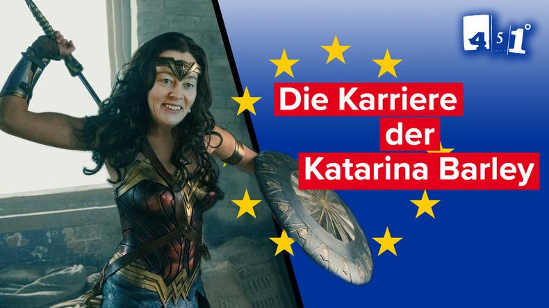 Katarina Barley – Die Superministerin | 451 Grad